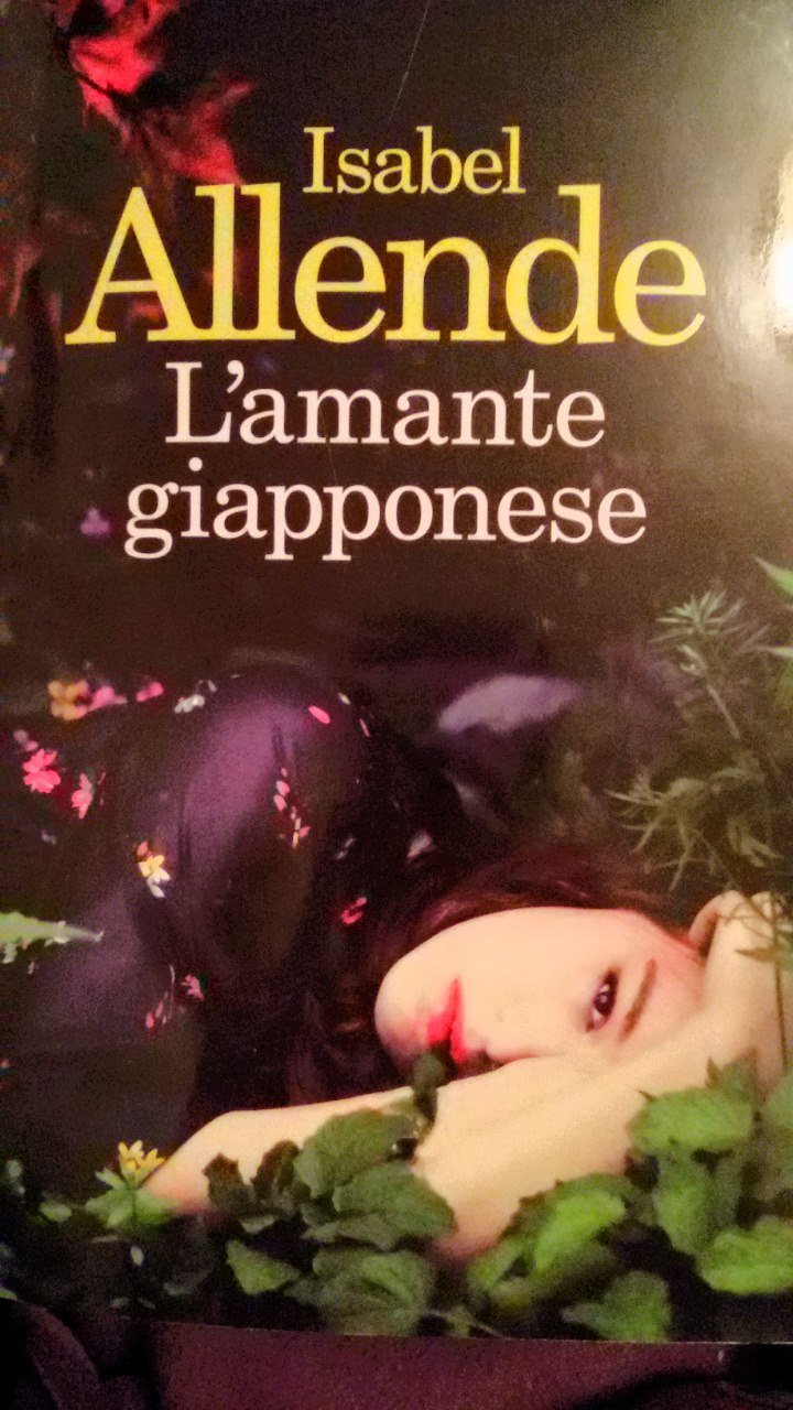 Isabel Allende Amante Giapponese