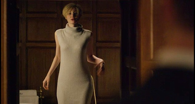 - Night Manager _ Season 1, Episode - 1 Jed played by Elizabeth Debicki Credit BBC Image grab for Nikki