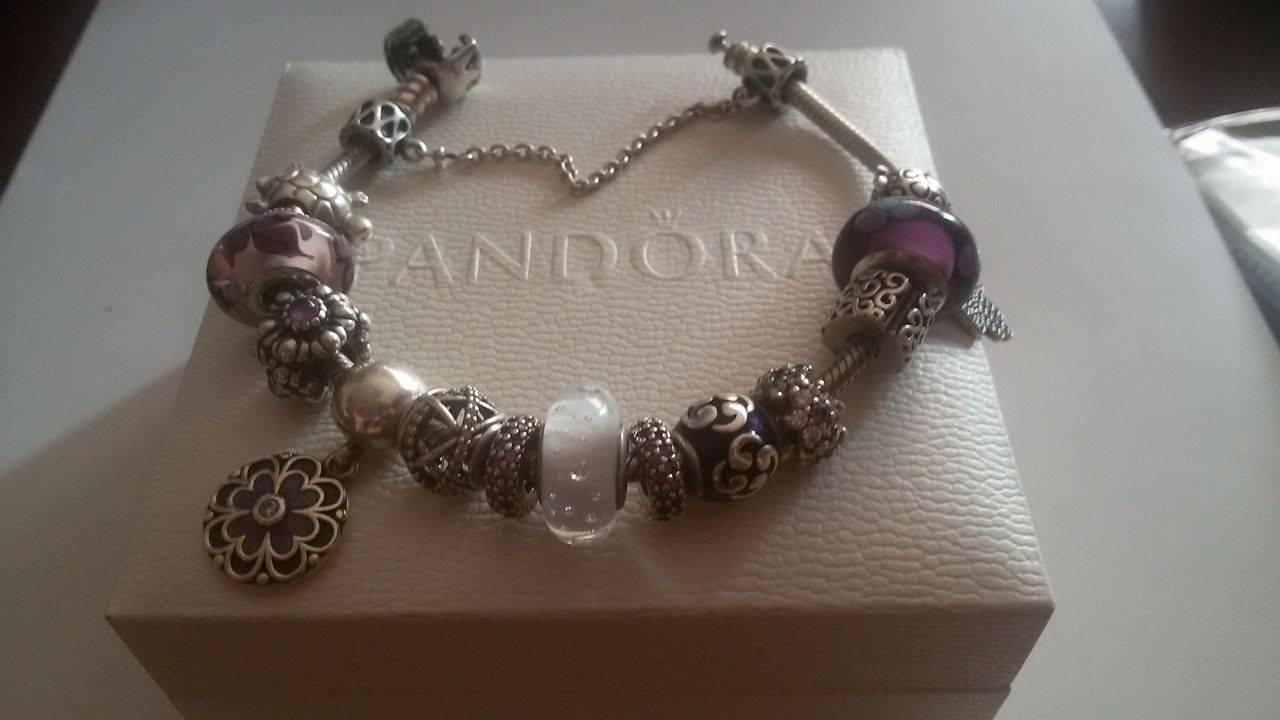 charms pandora catena di sicurezza