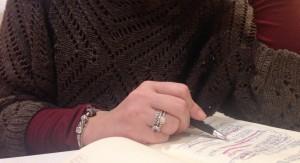 gli anelli pandora della Cicala Sara!