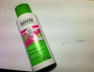 shampoo lavera capelli secchi e crespi