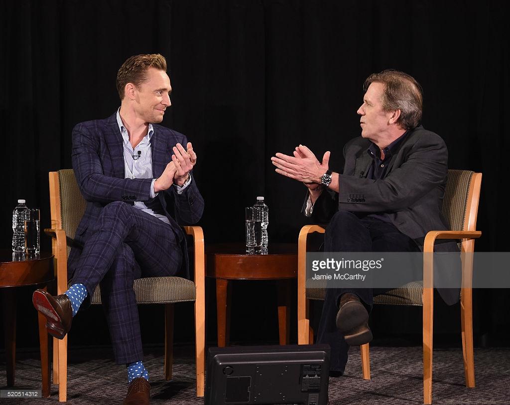 Solo tu puoi essere caruccio con quei calzini Tom!