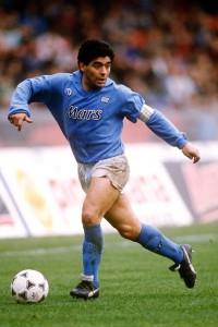 Maradona cicale chic Chris Hemsworth