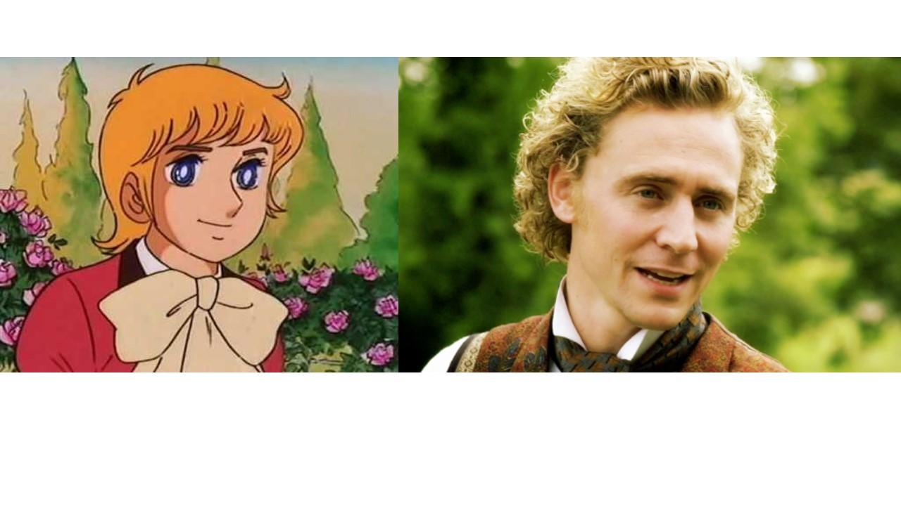 Anthony - Tom Hiddleston - Oh, Tom!
