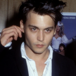 Johnny Depp giovane