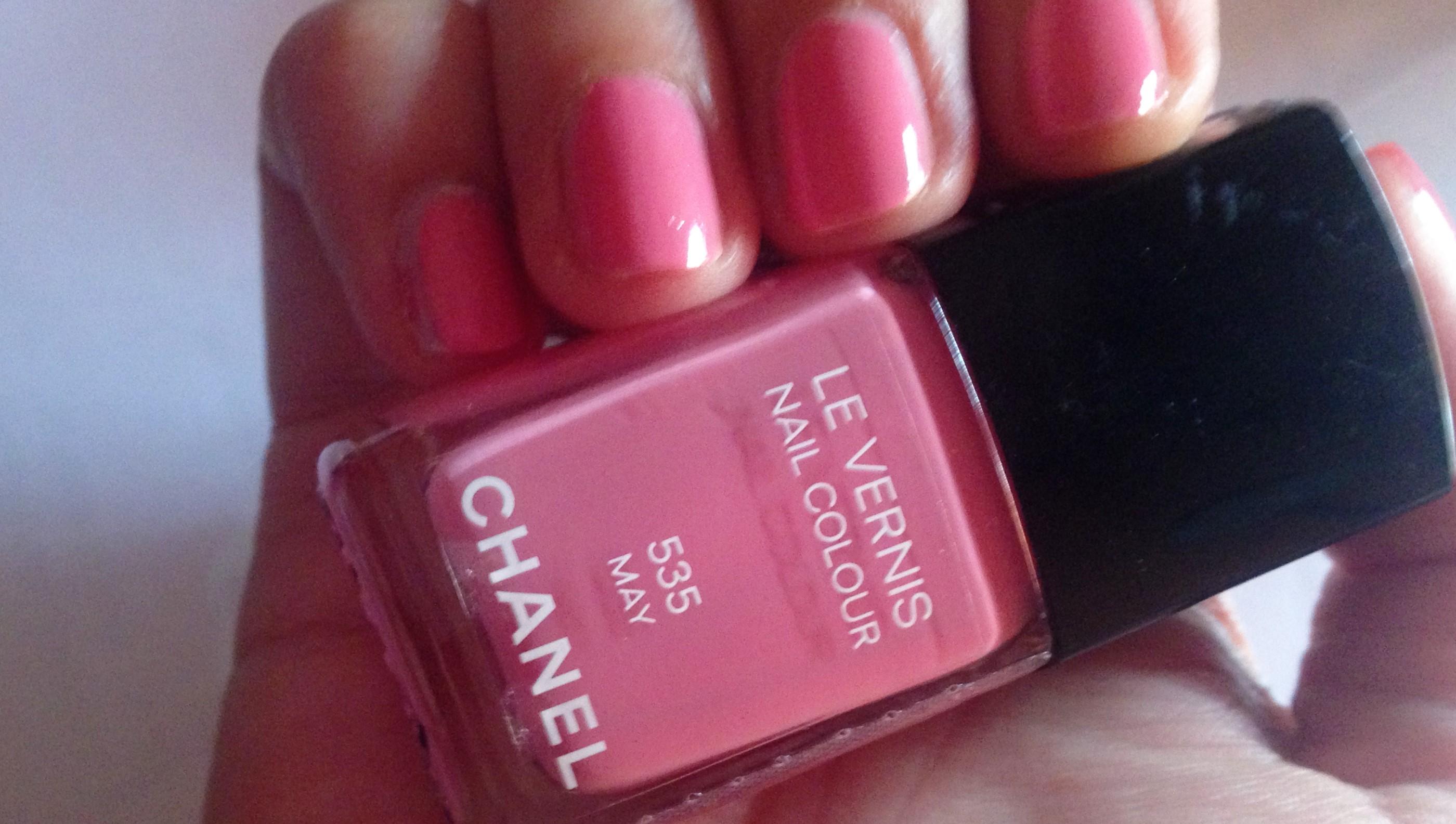 swatch Smalto Chanel May