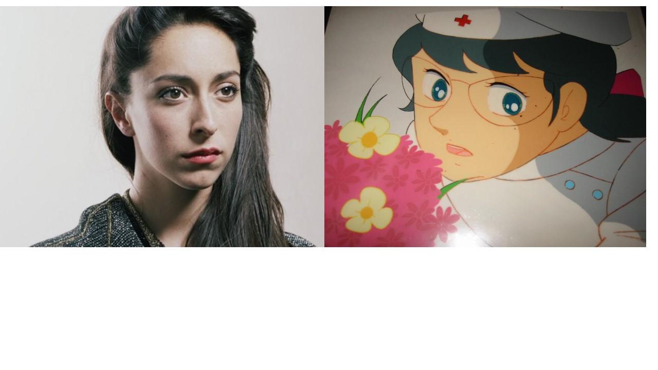 Oona Chaplin - Flanny
