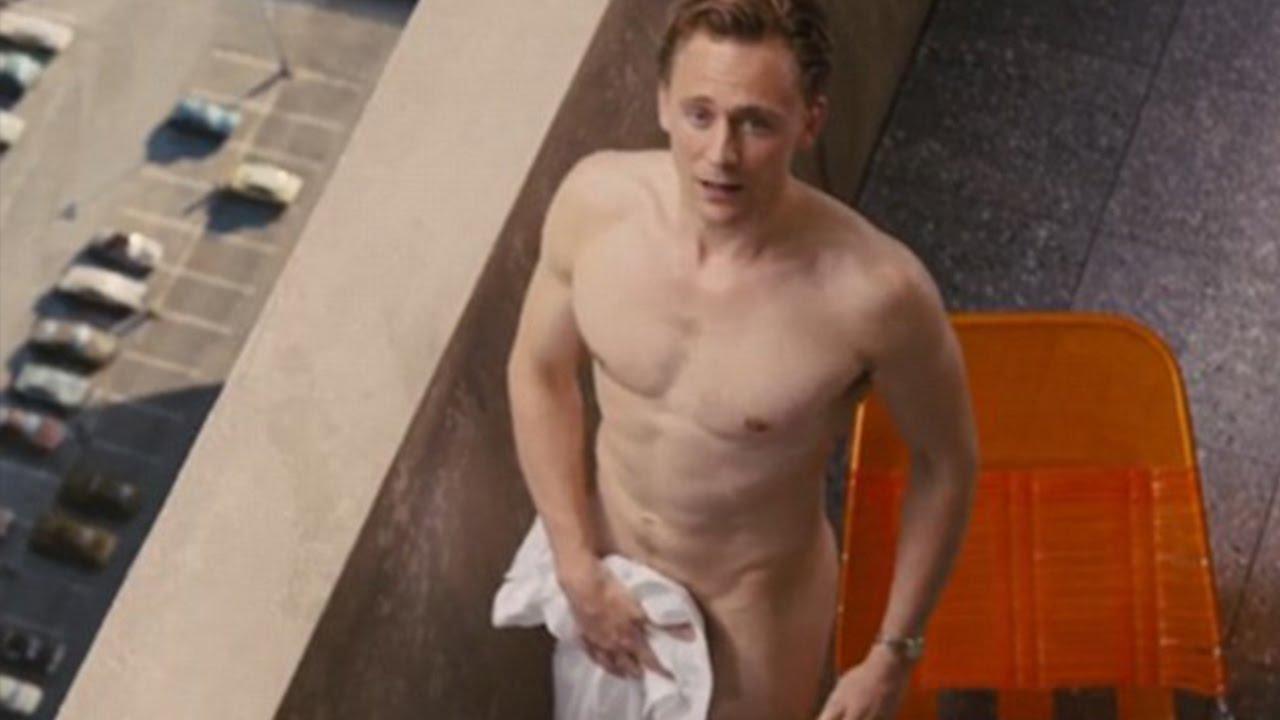 tom hiddleston nudo
