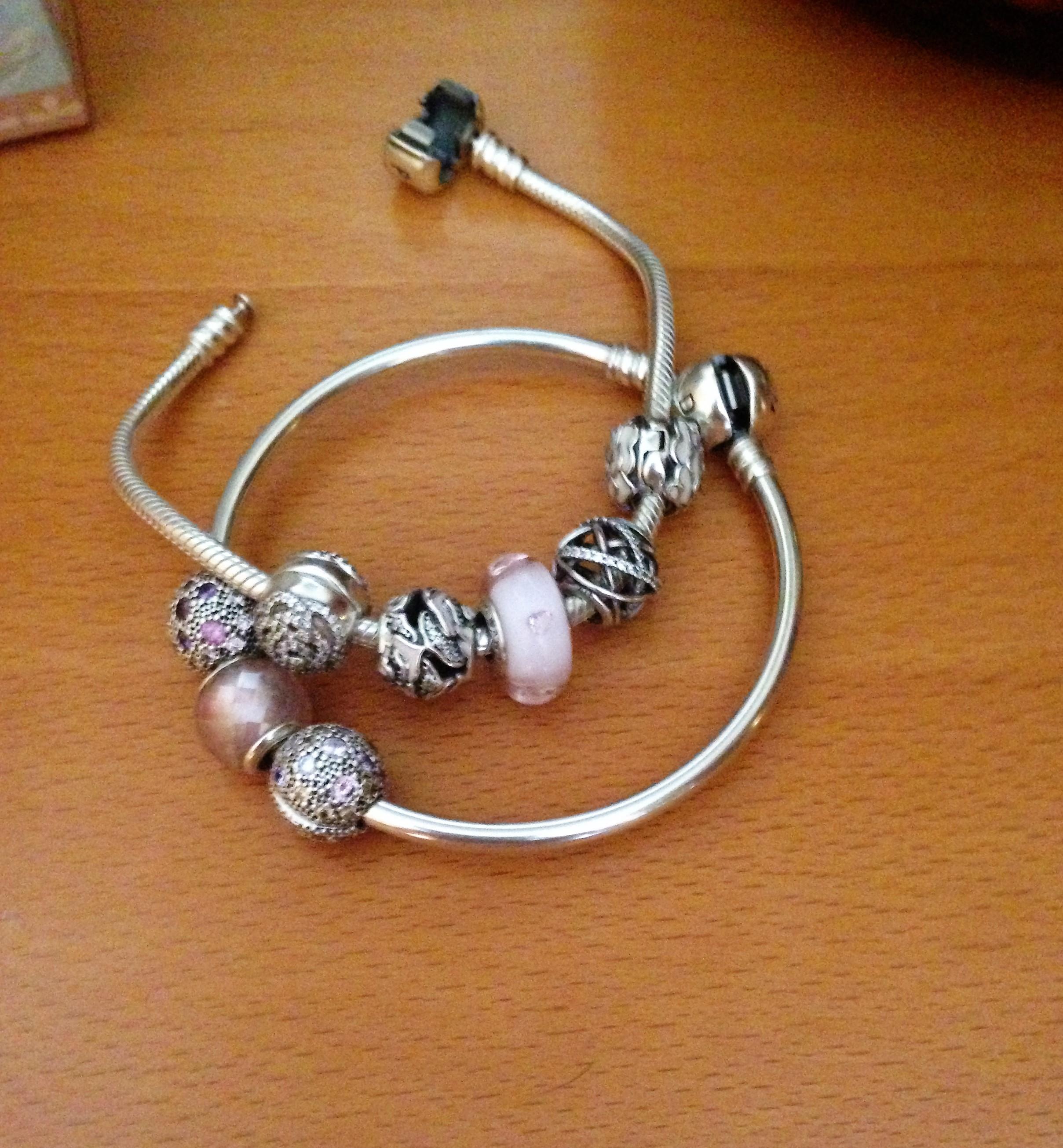 bracciale Pandora con Murrina