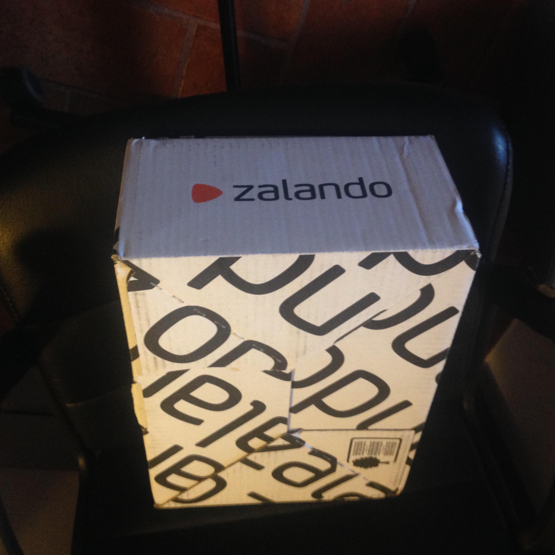zalando pacco