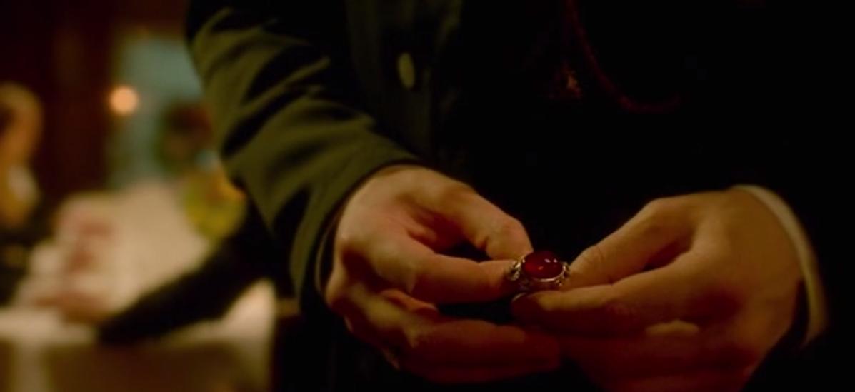 Thomas Sharpe anello